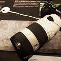 Photos: α7II 70-200mm F4G装着