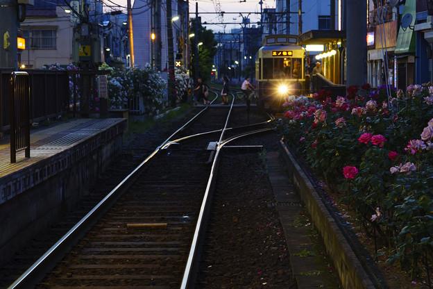 写真: 街・人・時間の流れ