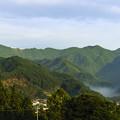 写真: 雲の滝