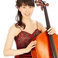 写真: 長瀬佳音 ながせかのん チェロ奏者 チェリスト        Kanon Nagase
