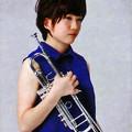 写真: 征矢紘子 そやひろこ トランペット奏者  Hiroko Soya