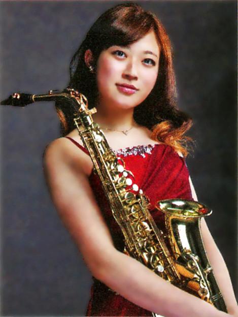 村山瑞季 むらやまみずき サックス奏者  Mizuki Murayama