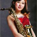 写真: 村山瑞季 むらやまみずき サックス奏者  Mizuki Murayama