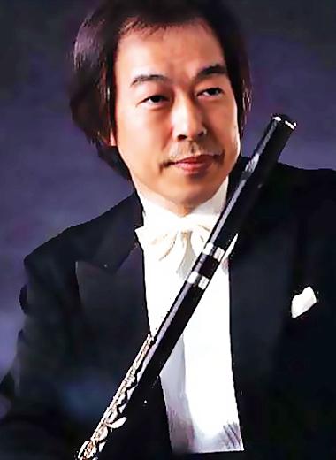 阿部博光 あべひろみつ フルート奏者 フルーティスト     Hiromitsu Abe