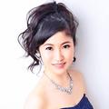 写真: 杉山紗英 すぎやまさえ 声楽家 オペラ歌手 ソプラノ     Sae Sugiyama