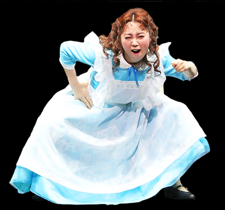 鵜木絵里 声楽家 オペラ歌手 ソプラノ 日生劇場 ファミリー フェスティバル 2017 ベートーヴェンと行くアリスのおんがく旅行