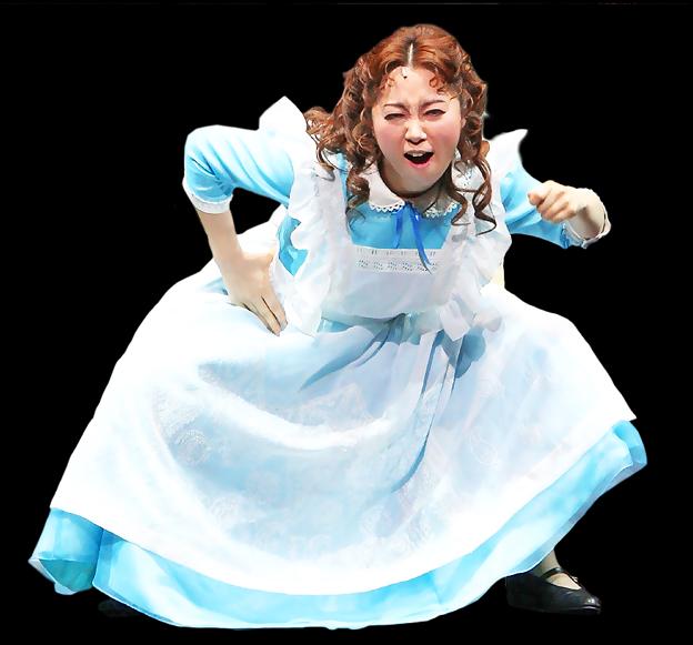 日生劇場 ベートーヴェンと行くアリスのおんがく旅行 2017