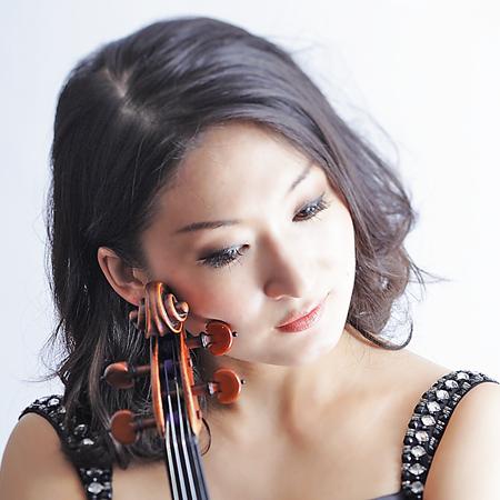永井公美子 ながいくみこ ヴァイオリン奏者 ヴァイオリニスト