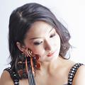 写真: 永井公美子 ながいくみこ ヴァイオリン奏者 ヴァイオリニスト Kumiko Nagai