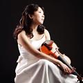 写真: 村上祥子 むらかみしょうこ ヴァイオリン奏者 ヴァイオリニスト Shoko Murakami