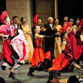 写真: 小林さや香 オペラ歌手 ソプラノ メリー・ウィドウ ヴァランシェンヌ 第3回軽井沢町民オペラ 2013/02/23