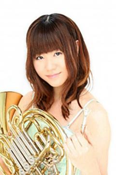 河本美紀 かわもとみき ホルン奏者  Miki Kawamoto