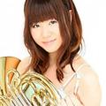 写真: 河本美紀 かわもとみき ホルン奏者  Miki Kawamoto