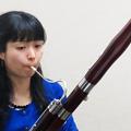 写真: 柄澤芙由子 からさわふゆこ ファゴット奏者          Fuyuko Karasawa