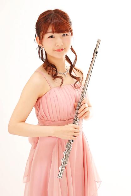 西園文美 にしぞのあやみ フルート奏者  Ayami Nishizono