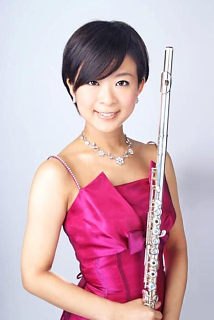 齋藤久美子 さいとうくみこ フルート奏者  Kumiko Saito