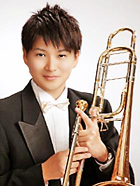太田涼平 おおたりょうへい トロンボーン奏者  Ryohei Ota