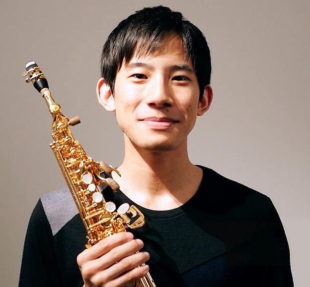 上野耕平 うえのこうへい サクソフォン奏者  Kouhei Ueno