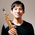 写真: 上野耕平 うえのこうへい サクソフォン奏者  Kouhei Ueno