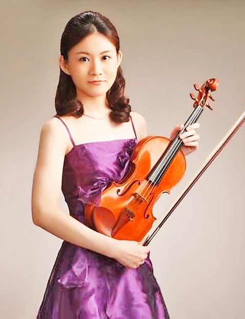 板垣聡子 いたがきさとこ ヴァイオリン奏者 ヴァイオリニスト  Satoko Itagaki