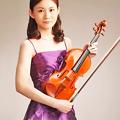 写真: 板垣聡子 いたがきさとこ ヴァイオリン奏者 ヴァイオリニスト  Satoko Itagaki