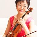 写真: 神山みどり かみやまみどり ヴァイオリン奏者 ヴァイオリニスト  Midori Kamiyama