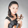 写真: 橋本彩子 はしもとあやこ ヴァイオリン奏者 ヴァイオリニスト  Ayako Hashimoto