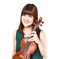写真: 野崎りいな のざきりいな ヴァイオリン奏者 ヴァイオリニスト  Riina Nozaki