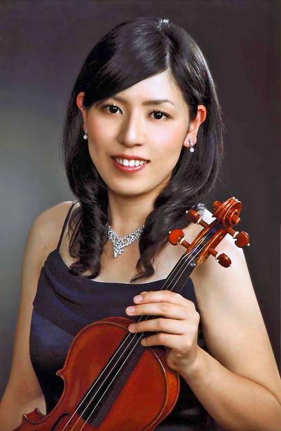 遠藤晶子 えんどうあきこ ヴァイオリン奏者 ヴァイオリニスト  Akiko Endo