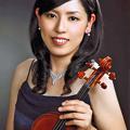 写真: 遠藤晶子 えんどうあきこ ヴァイオリン奏者 ヴァイオリニスト  Akiko Endo