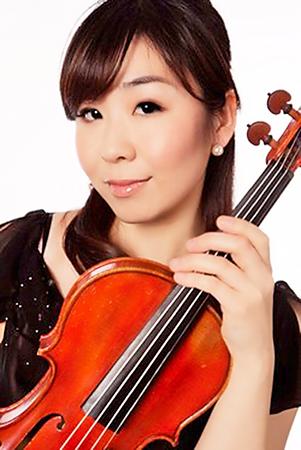 細川奈津子 ほそかわなつこ ヴァイオリン奏者 ヴァイオリニスト