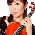 写真: 細川奈津子 ほそかわなつこ ヴァイオリン奏者 ヴァイオリニスト  Natsuko Hosokawa
