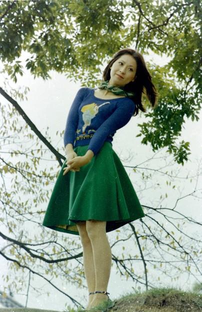 昭和の美女 洋服