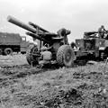 Photos: M-5と155ミリ砲