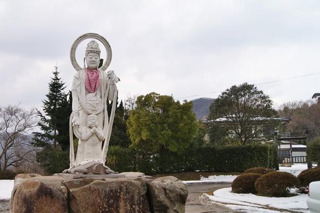 薬師菩薩像