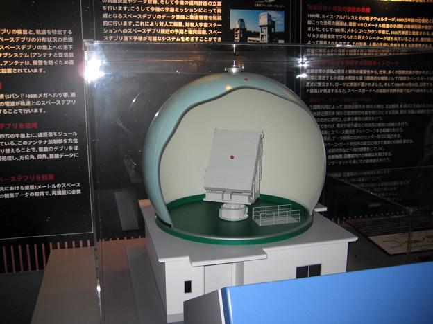 宇宙デブリ探索レーダー (2)