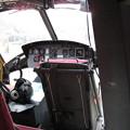 UH-1コクピット