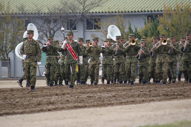 陸自13師団音楽隊