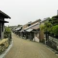 写真: 関宿にて