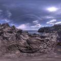 Photos: 城ヶ崎海岸 かどかけ海岸 360度パノラマ写真