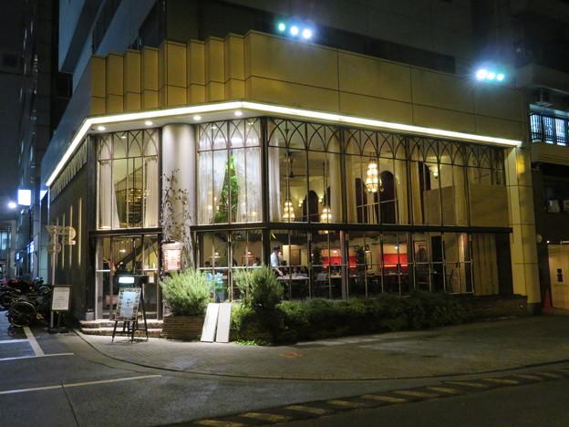 新宿御苑前のイタリアンレストラン
