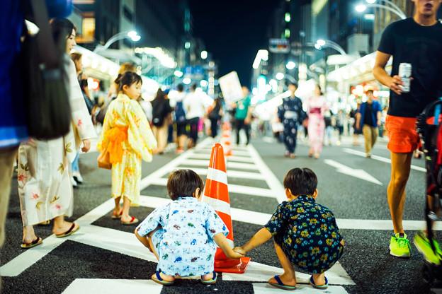 写真: 祇園祭