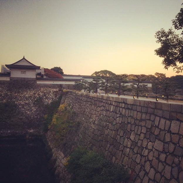 141123 大阪城