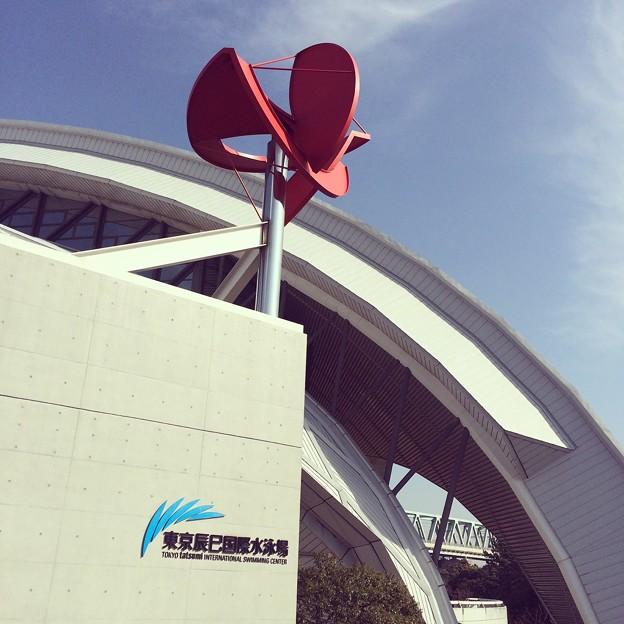 150127 東京辰巳国際水泳場