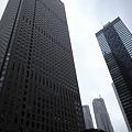 Photos: 雨空と高層ビル