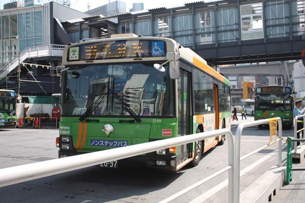 Photos: 東京都交通局 B-T189