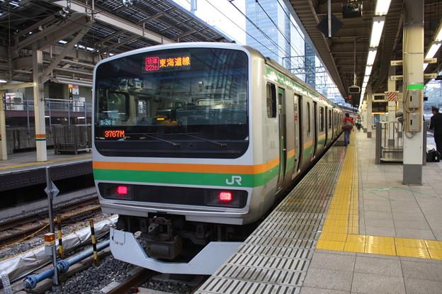 東海道線 E231系1000番台S26編成 3767M 快速アクティー小田原行