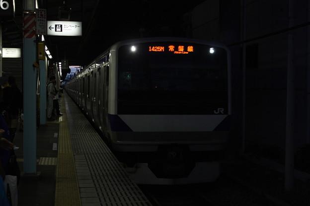 E531系K458編成