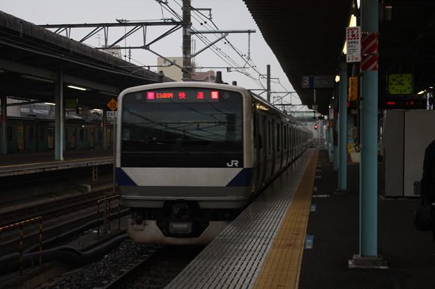 E531系 快速
