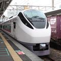 Photos: E657系K13編成 18M 特急スーパーひたち18号 上野行